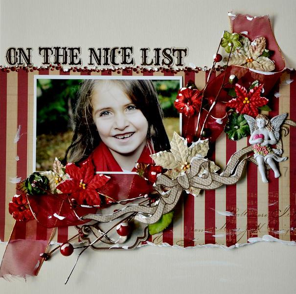 On The Nice List * My Creative Scrapbook *