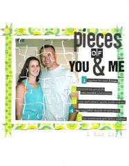 pieces of you and me