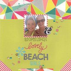 lovely beach girls || HappyGRL