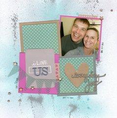 i love us || HappyGRL