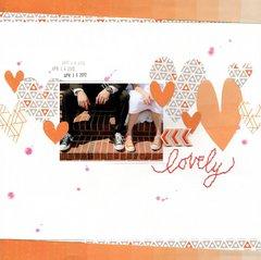 lovely (clique kits) || HappyGRL
