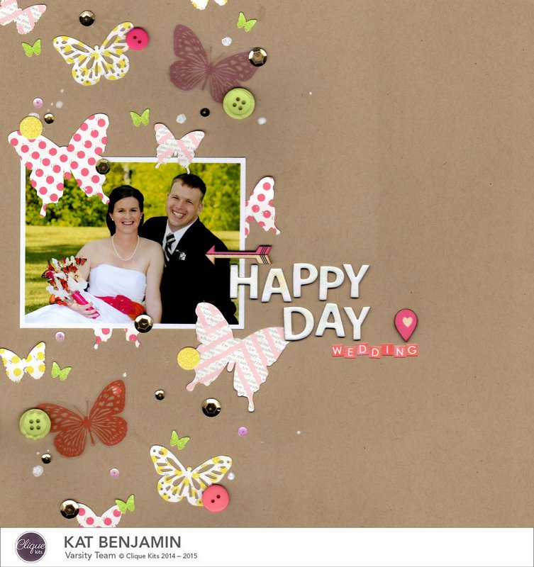 happy day (clique kits) || HappyGRL