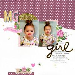 beautiful girl || happyGRL