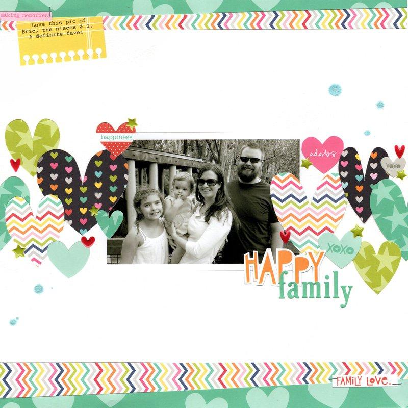 happy family || HappyGRL