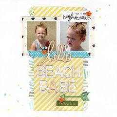 hello beach babe    HappyGRL