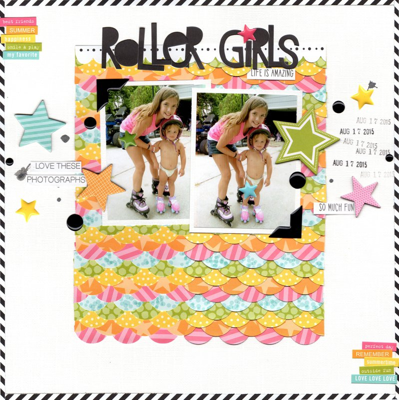 roller girls (bella blvd) || happyGRL