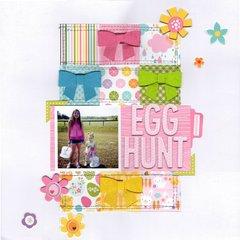 egg hunt (bella blvd) || happyGRL