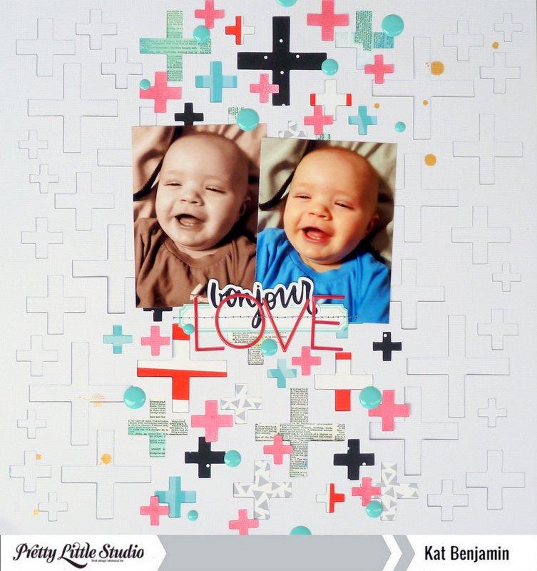 bonjour love (pls) || happyGRL