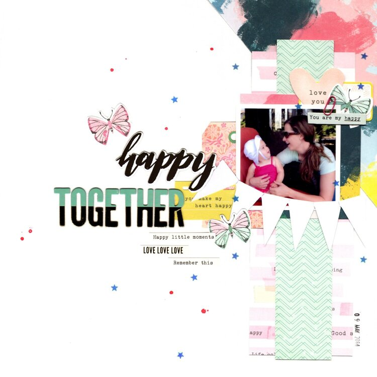 happy together (paper issues)    happyGRL