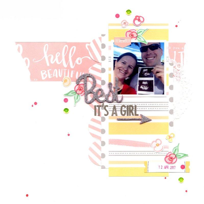 it's a girl || happyGRL