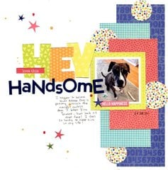 hey handsome (jillibean soup) || happyGRL