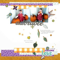 adorable (bella blvd) || happyGRL