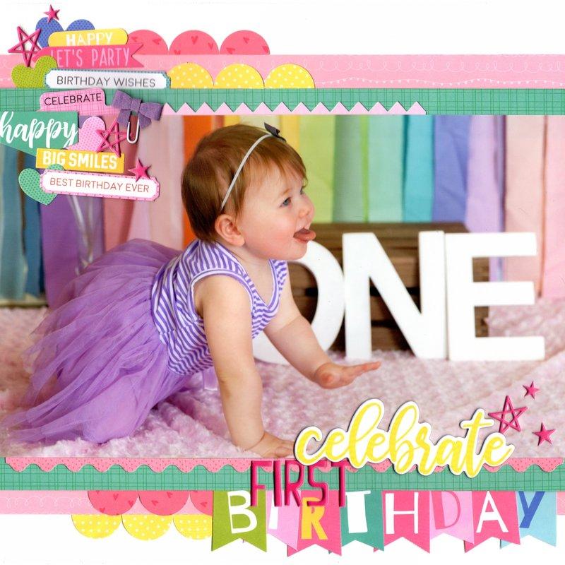 fist birthday (bella blvd) || happyGRL