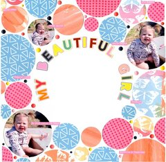 my beautiful girl (paper issues) || happyGRL