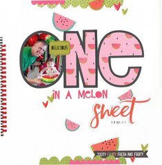 one in a melon (paper issues) || happyGRL
