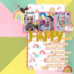 happy (bella blvd) || happyGRL