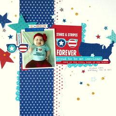 stars & stripes forever (paper issues)    happyGRL