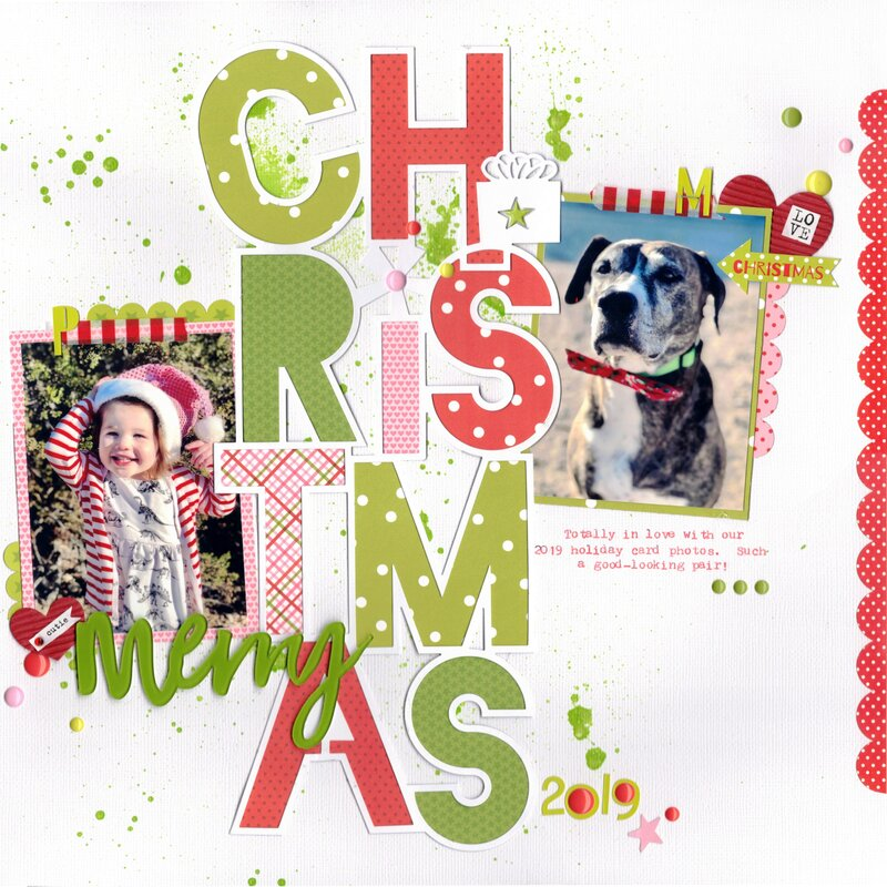 merry christmas (bella blvd) || happyGRL