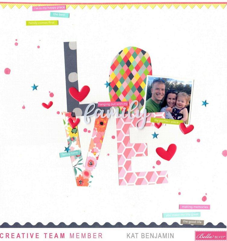 love (bella blvd)    happyGRL