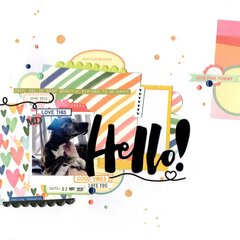 hello! (paper issues) || happyGRL