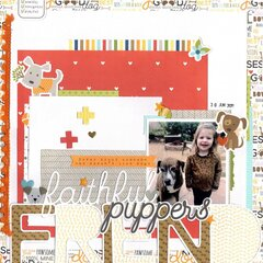 faithful puppers friend (paper issues) || happyGRL
