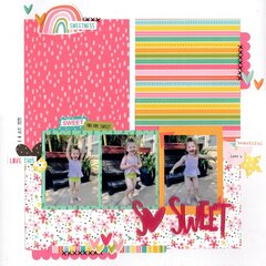 so sweet (paper issues) || happyGRL