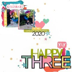 happy three (paper issues)    happyGRL