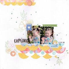 explore (paper issues) || happyGRL