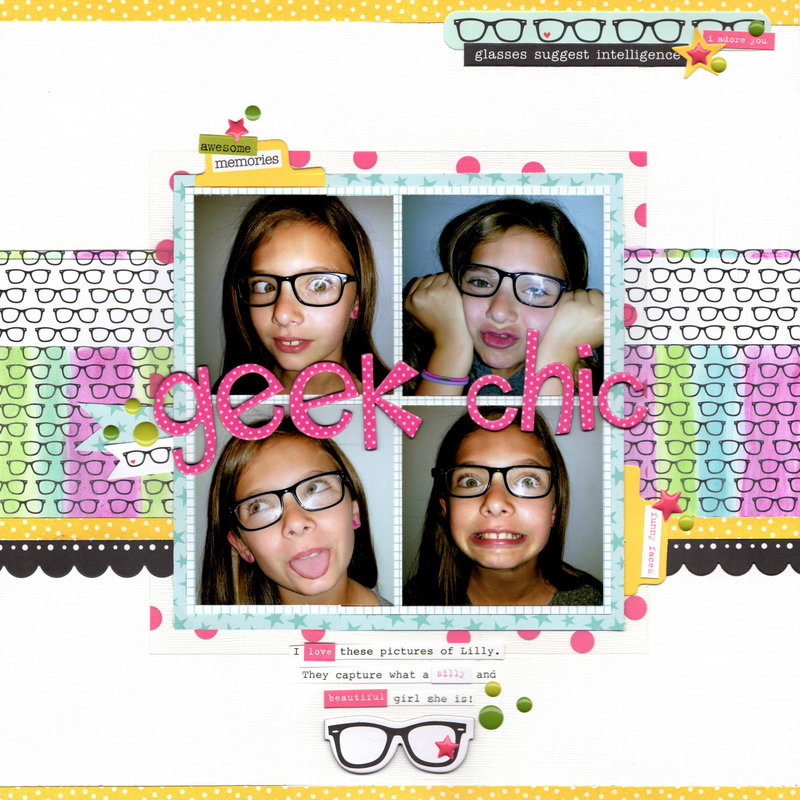 geek chic (bella blvd) || HappyGRL