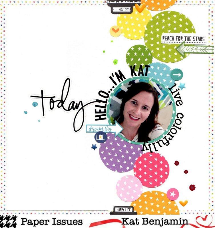 hello...i'm kat (paper issues) || happyGRL