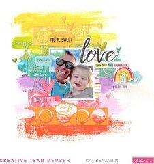 love (bella blvd) || happyGRL