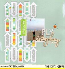 fly everyday (the cut shoppe) || HappyGRL