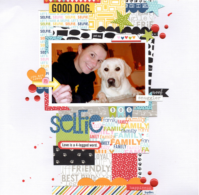 selfie (bella blvd) || HappyGRL