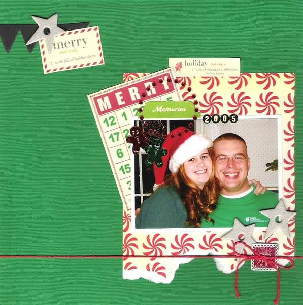 merry memories 2005