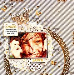 Smile - Kaisercraft