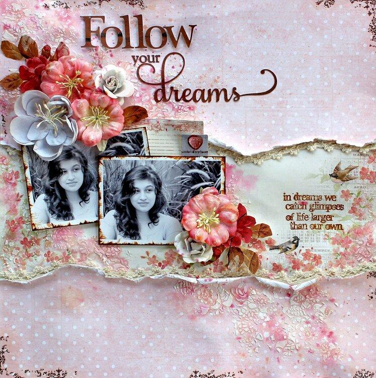Follow Your Dreams - CSI 115