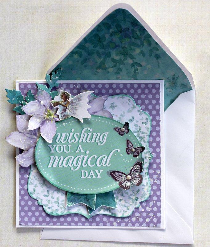 Magical Day - Kaisercraft Fairy Dust