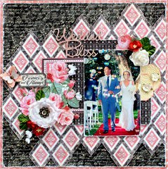 Wedded Bliss - Graphic 45 Mon Amour