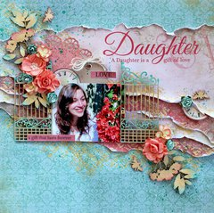 Daughter - Kaisercraft Generations