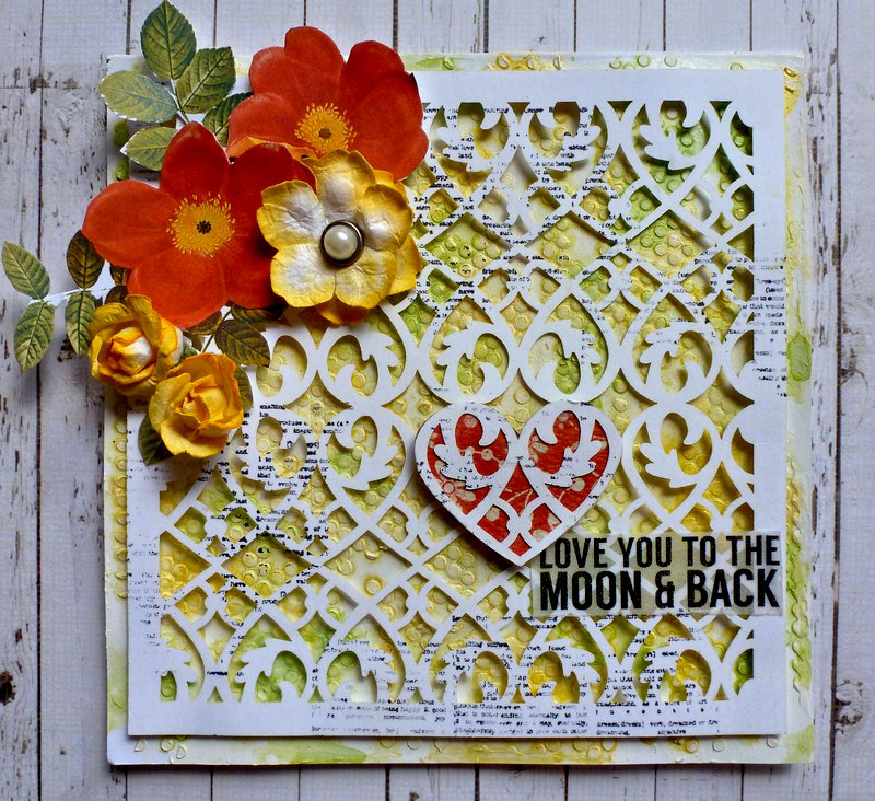 Mother's Day Card - Manor House Creations