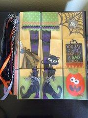 Halloween Pocket Letter for Katherine August PL Swap