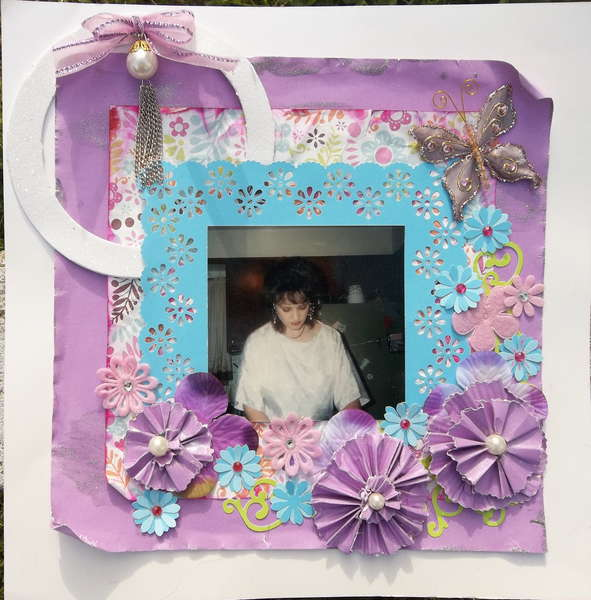 *Bling Challenge- Mary 4-22-88