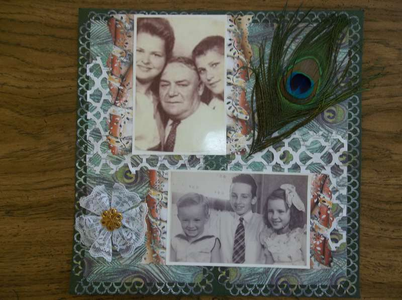 *September ugly paper layout