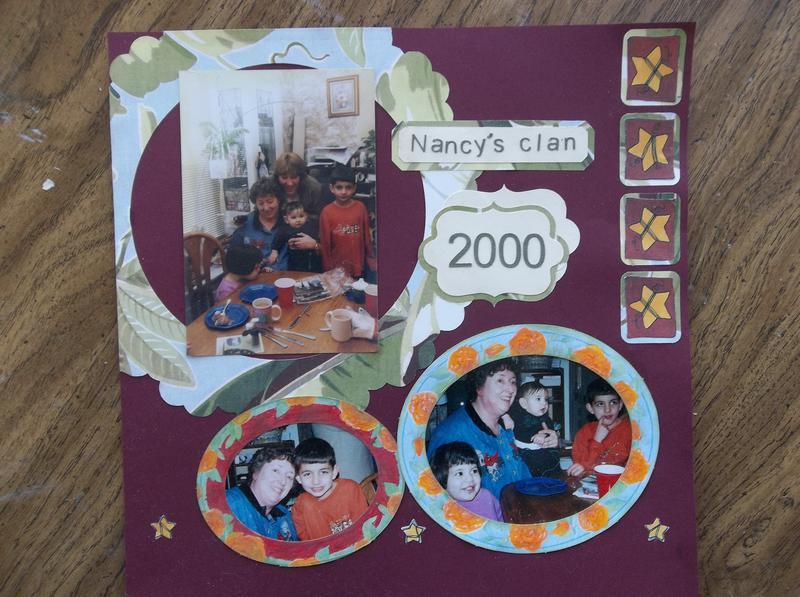 *Nancy's clan