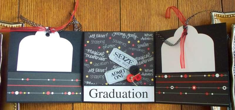 Graduation Card (Mickey Mouse)