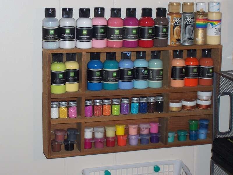 Paint, Glitter, etc.