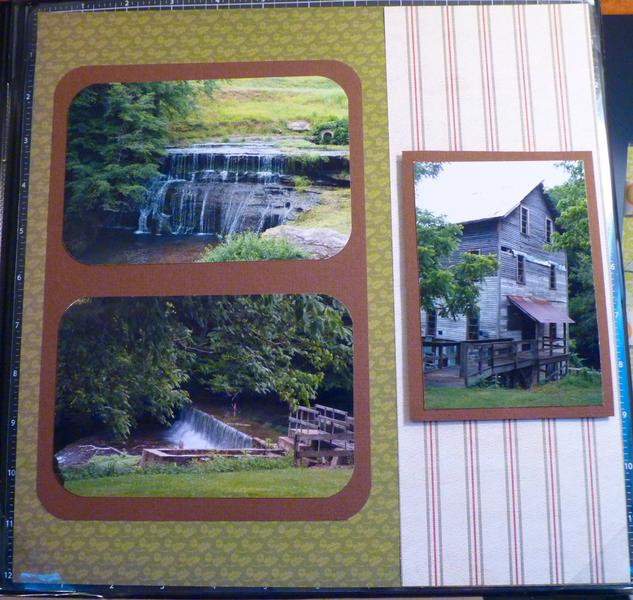 Page 2 of Mom Layout