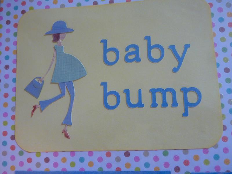 Close up of Baby Bump