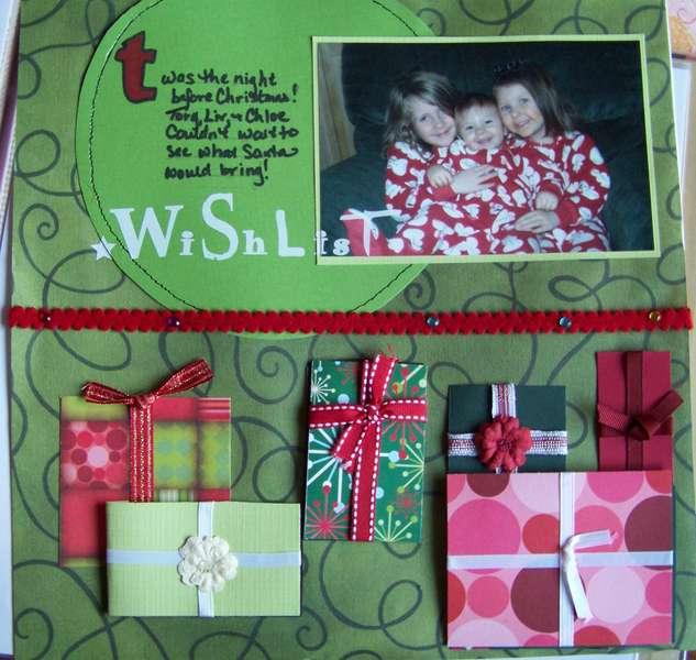 Wishlist (view 1)