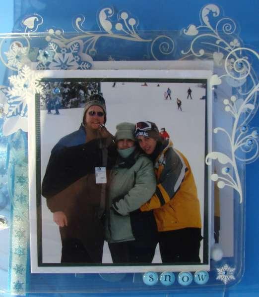 Snow Ski Trip